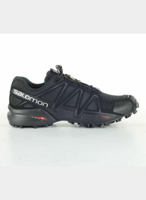 Scarpe Salomon Speedcross 4 383130 Nero