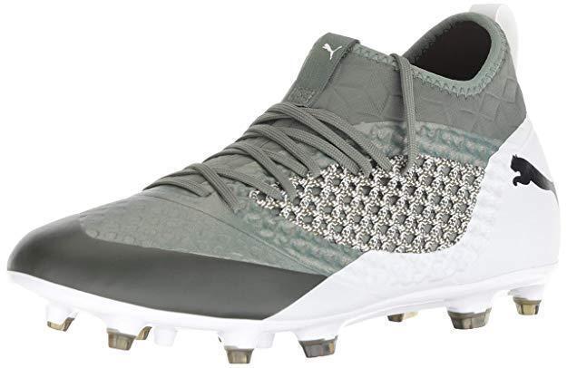 Puma Men's Future 2.3 Netfit FG AG Soccer Cleats (Laurel Wreath) 104832 05