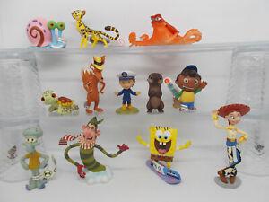 Sandmaennchen-Lion-King-Einstein-Nemo-Spongebob-Bullyland-Figuren-Auswahl