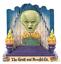 縮圖 1 - Jim Shore WIZARD OF OZ ~ The Great and Powerful (2 Sided)~ 4033981 NEW IN BOX
