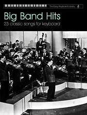 Easy Keyboard Library Big Band Hits BEGINNER Learn to Play FABER Music BOOK