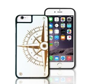 Details about Luxury Wood COMPASS Smartphone BAMBOO Case Cover Apple iPhone  & Samsung Gift