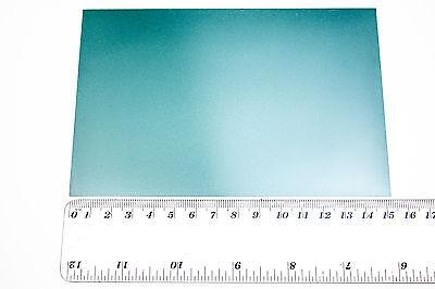 Magnetic Field Viewer Film 152 mm x 102 mm (6 in x 4 in) - Genuine 'Green film'.