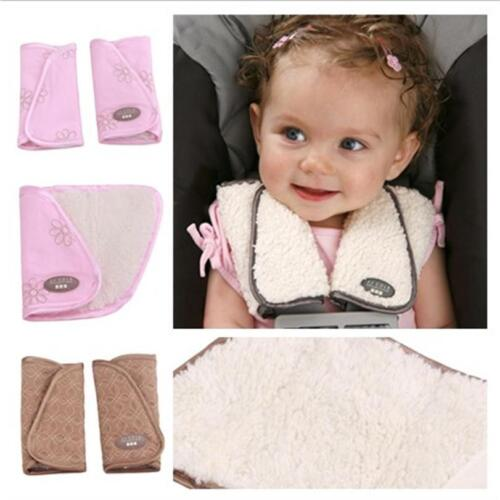 Kids Car Safety Strap Cover Seat Belt Shoulder Pad Child Cushion Harness Pillow