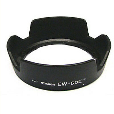 EW-60C II Flower Lens Hood for Canon 600D 650D EF-S 18-55mm F3.5-5.6 IS USM New