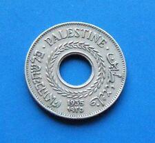 Palestine 5 Mils, 1935