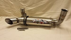 KTM 1190 RC8/RC8R aftermarket exhaust by jester68 fits all models.