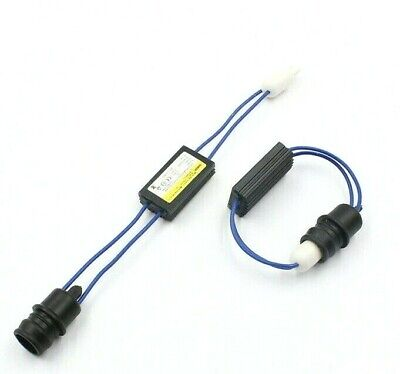 2X 5 SMD LED luci can bus CheckControl sicure w5w o ba9s no