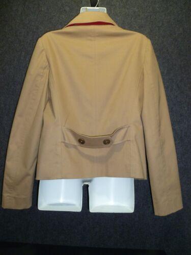 8 Adrienne completo maglia di Vittadini pantaloni beige New Set Sz in zqArRz7