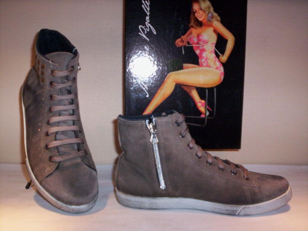 Sports schuhe high booties woman Turnschuhe 37 shoe studs Leder 36 37 Turnschuhe 38 39 40 972b70