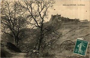 CPA Sail-sous-Couzan - Le Chateau FRANCE (916215)