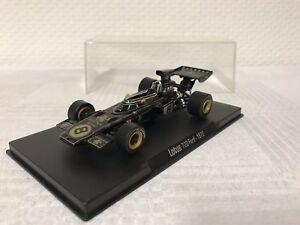 Lotus-72-D-Ford-1-43-Geschenk-Modellauto-Modelcar-Scale-Model-Rennauto-Raritaet