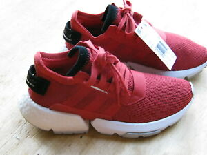 Details about ADIDAS POD-S 31 Sneaker Shoes Red Size 4 1/2 Kid's Shoes or Women ?? very nice