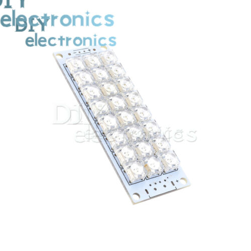 Super Bright 5//12V 12//24//42//48 LED Piranha LED Panel Board Lamp lighting