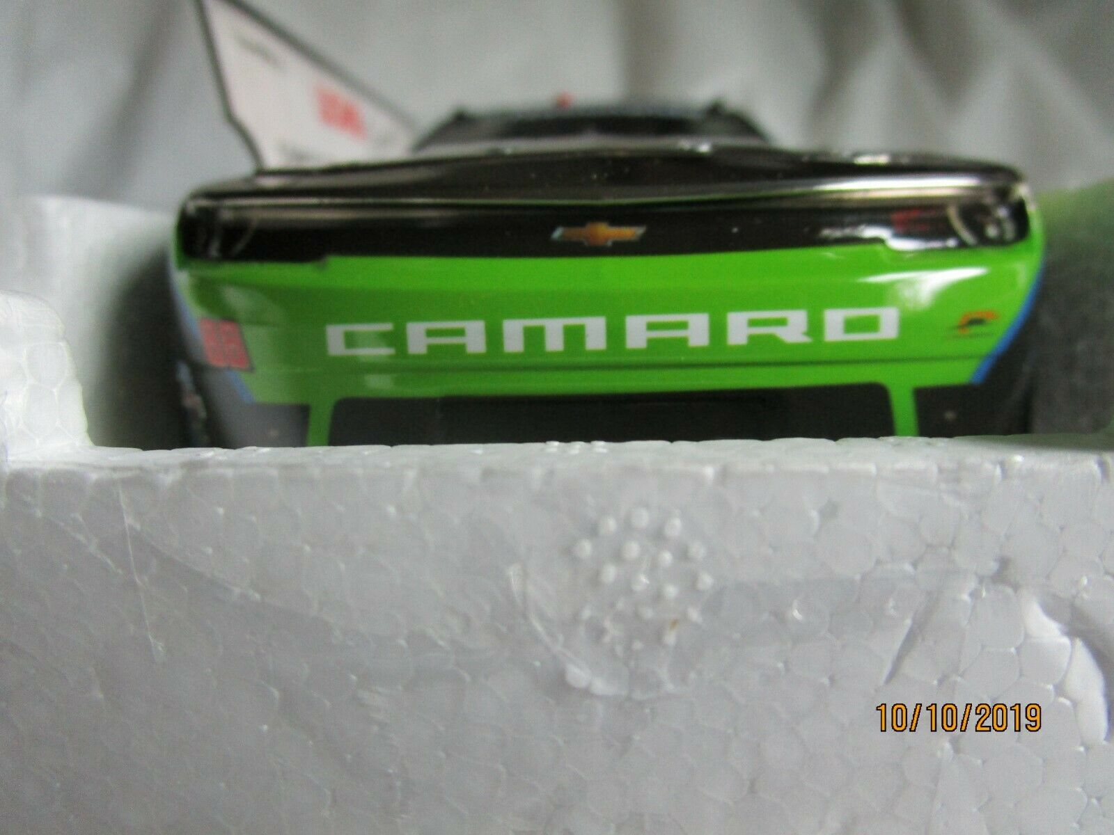 2014 Dale Earnhardt Jr 88   Xfinity Camaro 1 24 Farbe chrome production of 72