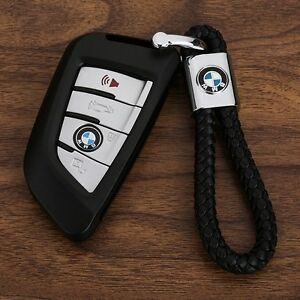 Image is loading BMW-Key-Ring-Key-Chain-Cord-Car-Key- 084bb59d69cc