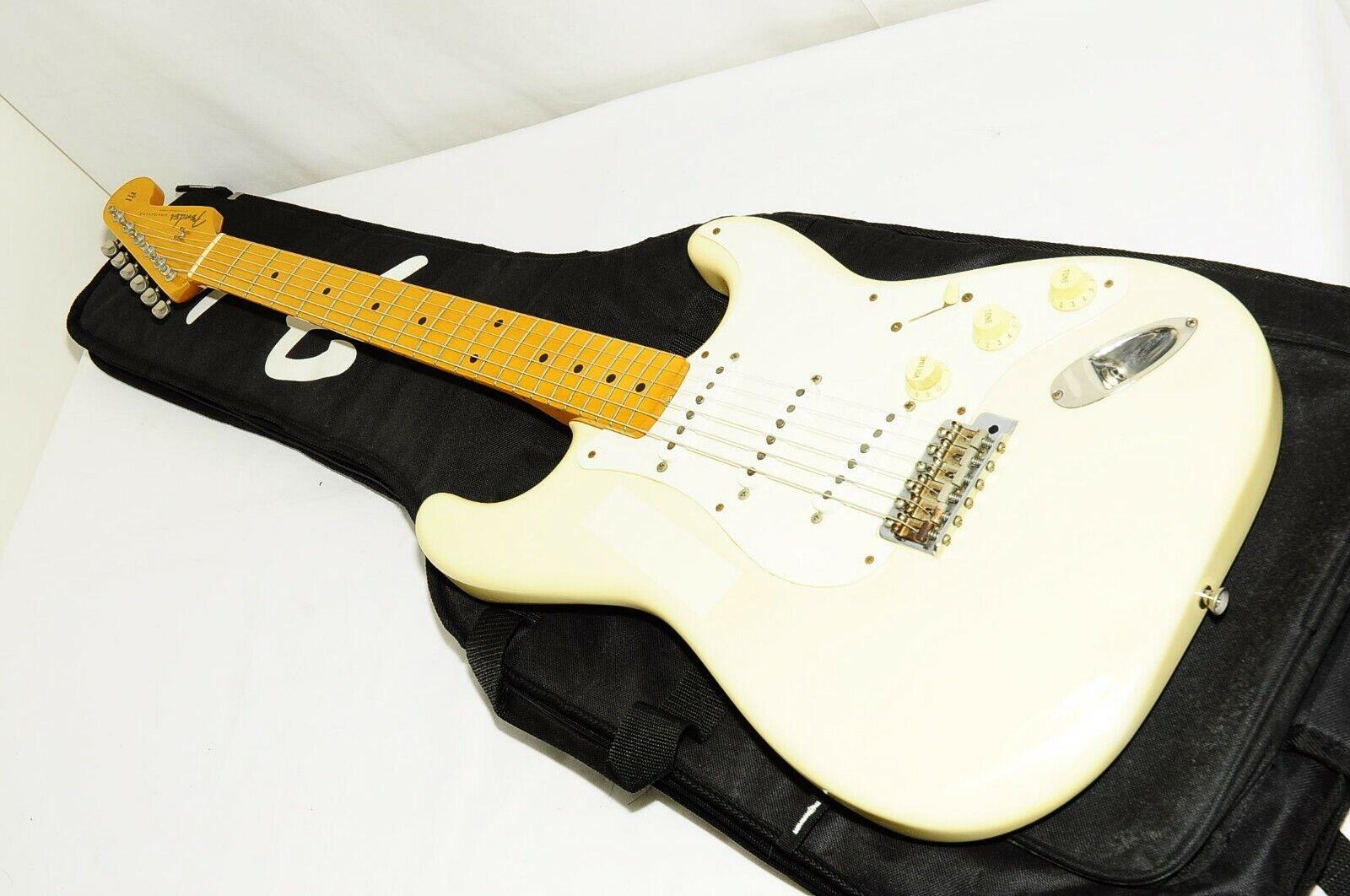 Excellent Fender Japan ST57-70TX '57 Stratocaster Electric Guitar Ref No 2176
