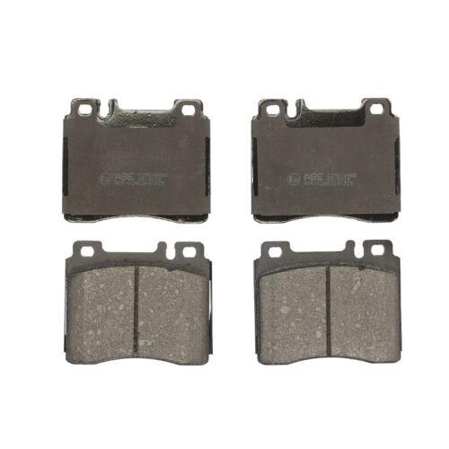 Scheibenbremse ABE C1M016ABE Bremsbelagsatz