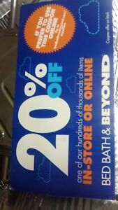 10-Bed-Bath-amp-Beyond-Coupon-20-off-one-single-item