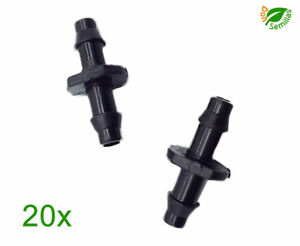 20x-Toma-para-microtubo-de-4-mm-Micro-riego-20-piezas-Conector-tubo