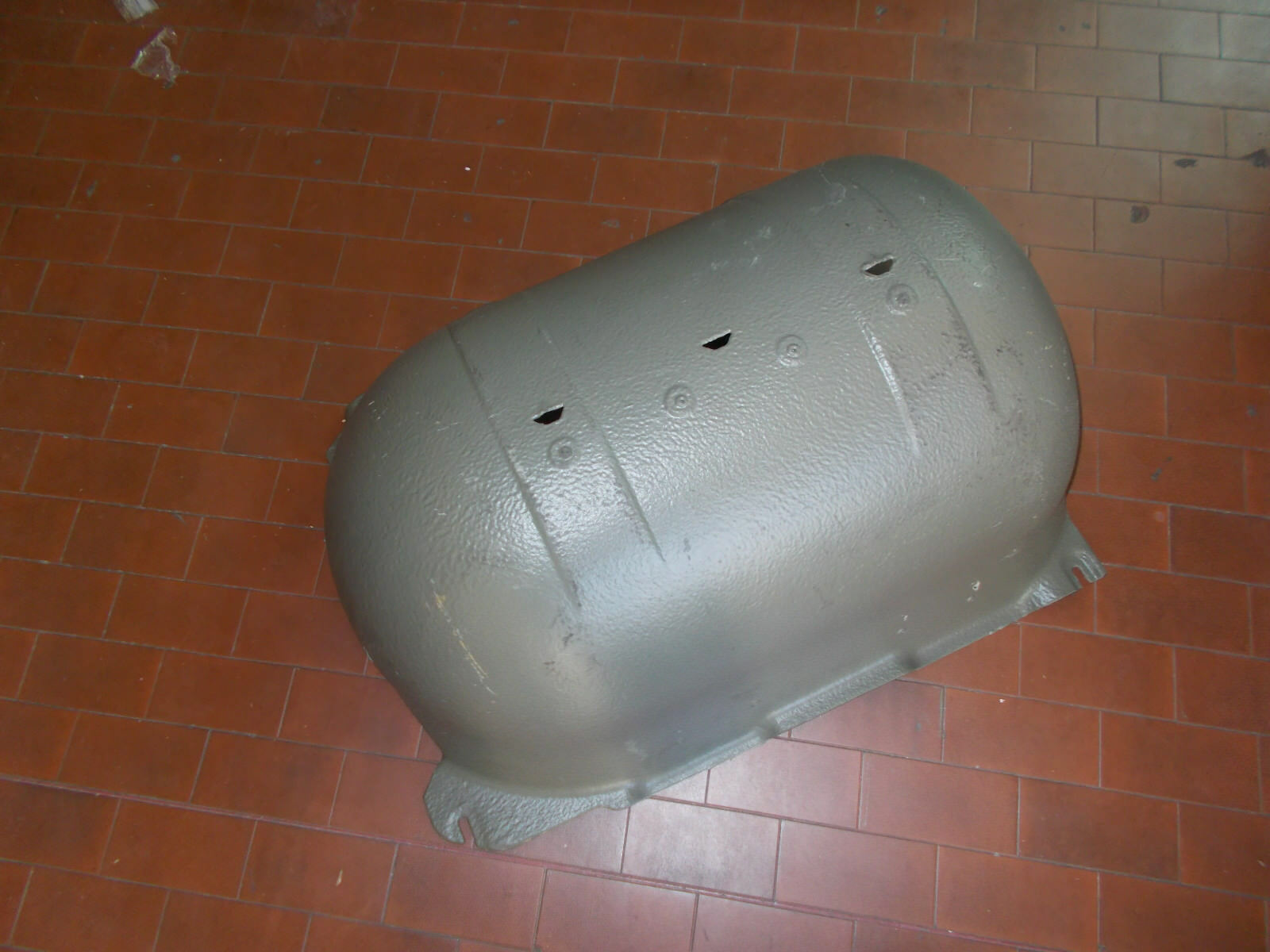 Valvola Bombola Metano Elettrovalvola Landirenzo 10R-036344 Type BM12