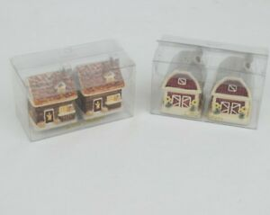 Harvest-Village-Little-Shakers-Salt-and-Pepper-Shakers-Barn-and-House