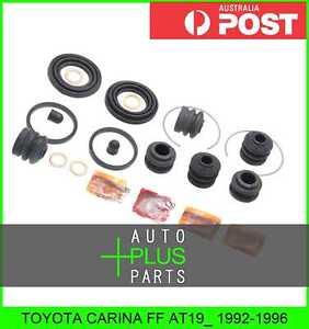 Fits TOYOTA CARINA FF AT19_ Brake Caliper Cylinder Piston Seal Repair Kit