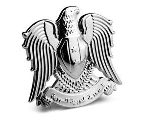 Hawk-Eagle-Adler-3D-Auto-Emblem-Logo-Aufkleber-Verchromtes-Metall-SUV-Motorrad