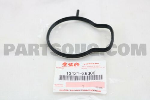 NEUF ORIGINE SUZUKI SWIFT 05-11 Throttle Body Gasket Seal 13421-86G00
