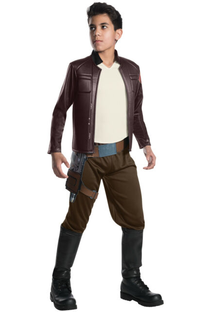 Star Wars Poe Dameron Deluxe Boys Costume