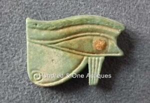 Ancient-Egyptian-Faience-Amulet-Eye-of-Horus-UZAT-Wadjet-Eye-664-525-BC