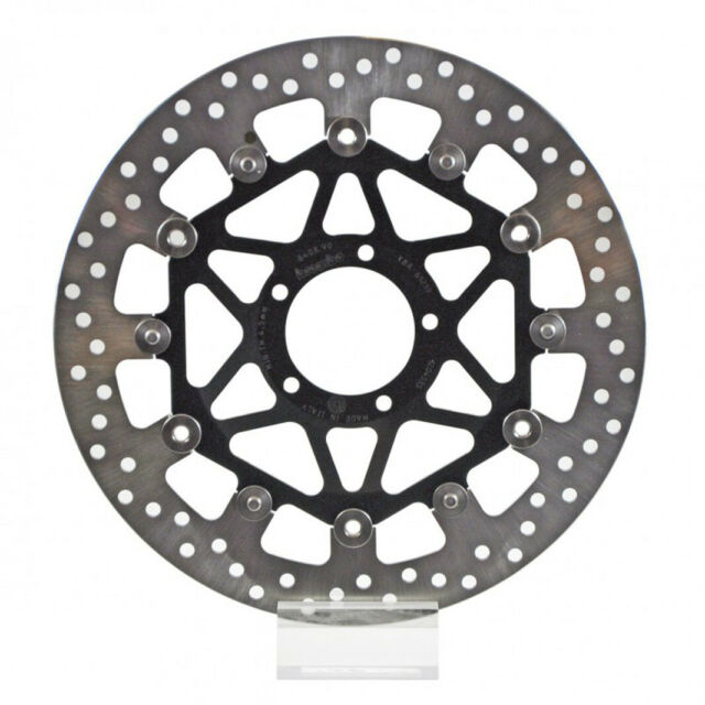 BREMBO FRONT FLOATING BRAKE DISC GOLD DUCATI PANIGALE S 13-14