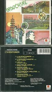 CD-INDOCHINE-L-039-AVENTURIER-LEUR-PREMIER-ALBUM