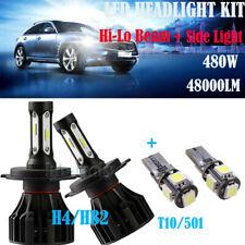 For Suzuki Jimny 1998-2004 Low High Beam Xenon H4 H4 Headlight Bulbs Set Lamp