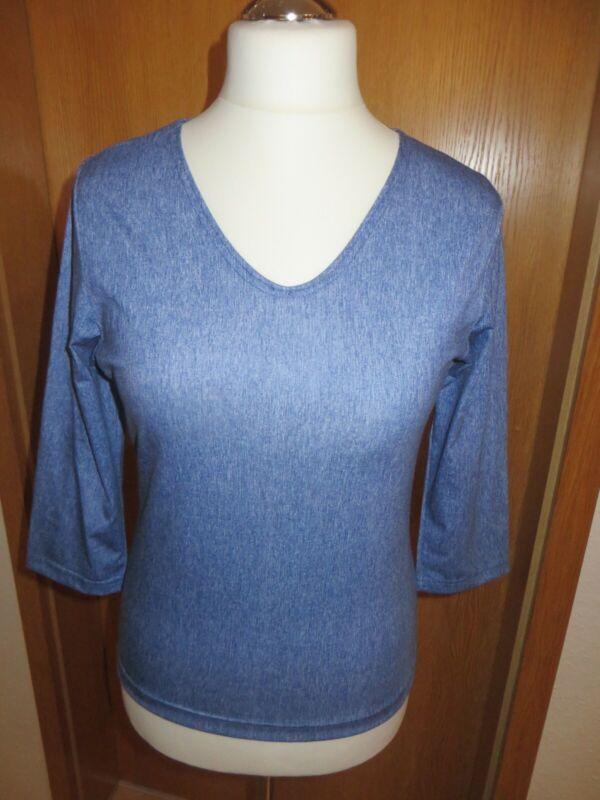 Adessa Langarmshirt Damen Longsleeve Shirt Bluse Gr. L Dauerhaft Im Einsatz