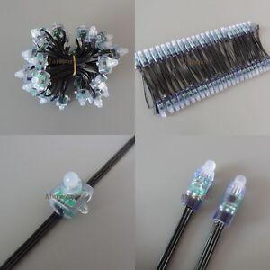 100pcs-Black-Wire-WS2811-LED-Pixel-Digital-Diffused-12mm-RGB-Light-P68-5V-12V