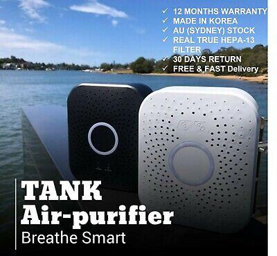 Details about  Air Purifier│UV-C steriliser equipped│LED Light│MADE IN KOREA│HEPA 13 filter