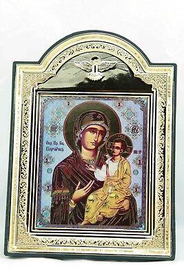 Portaitissa Holy Mother of God Портаитисса Пресвятая Богородица Icono de Portait