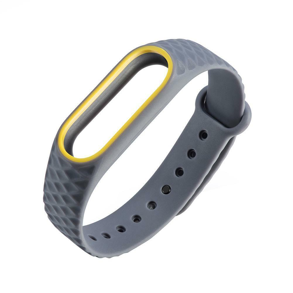 4# Grey Yellow Strap Only