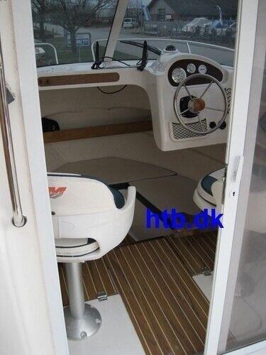 Quicksilver, Motorbåd, fod 20