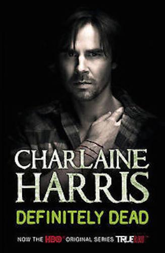 1 of 1 - CHARLAINE HARRIS ___ DEFINITELY DEAD __ BLACK COVER __ BRAND NEW ___ FREEPOST UK