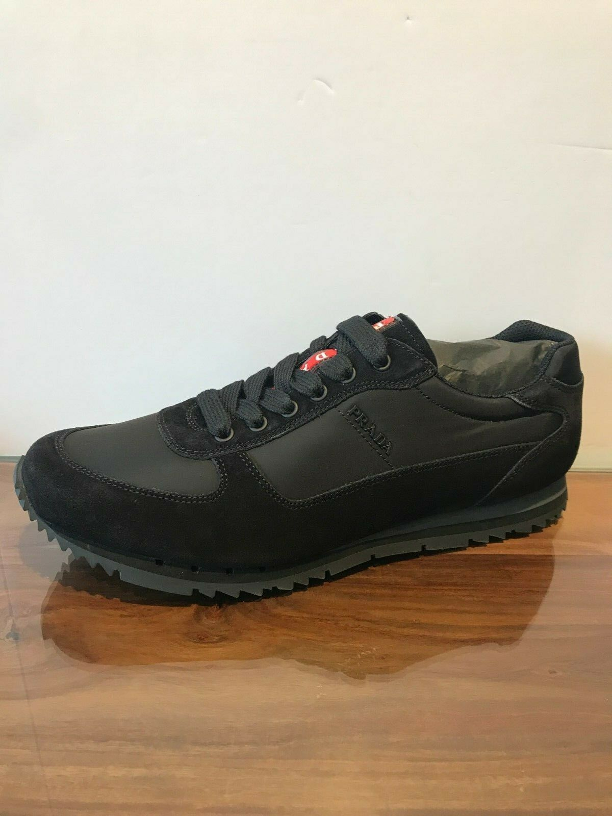 Men's Prada shoes Runners Size Brand New With Box