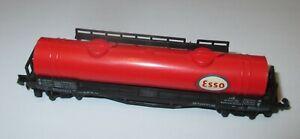 Arnold-0405-Wagon-Citernes-Esso-Rouge-Vierachsig-gt-Rarement