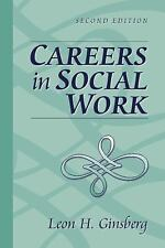 Careers in Social Work (2nd Edition)-ExLibrary