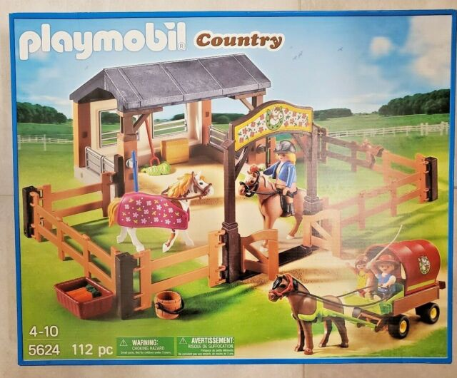New Playmobil 5624 - Horse Farm