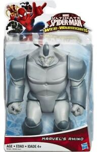 MARVEL-039-S-RHINO-ACTION-FIGURES-15-CM-MARVEL-SPIDER-MAN-WEB-WARRIORS-PERSONAGGIO