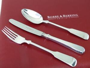 ROBBE-amp-BERKING-Besteck-VERSILBERT-150er-Auflage-SPATEN