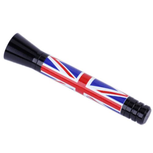 7.7cm Union Jack Britische Deutsche Flagge Auto Antenne für Mini Cooper UK Flag