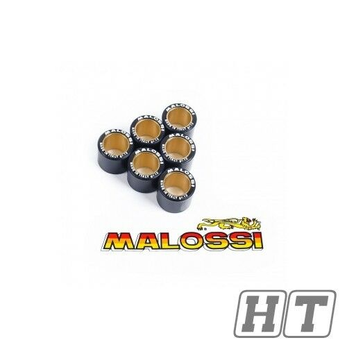 Vario Gewichte Rollen Malossi 23X18 25G für Sprint Atlantic Aprilia 500 Sr 125