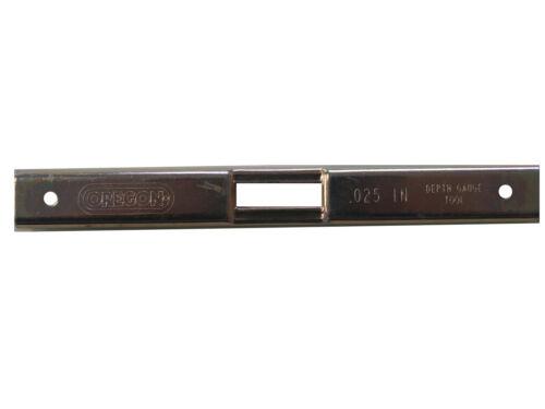 Oregon Chainsaw Chain Depth Gauge Tool 0.65mm pn 27530